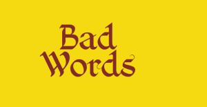Slurs And Cuss Words
